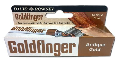 Daler Rowney - Goldfinger, antique gold