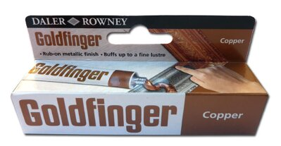 Daler Rowney - Goldfinger, copper