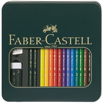 Faber-Castell - Polychromos Mixed Media